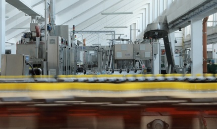 New production line – PET Aseptic