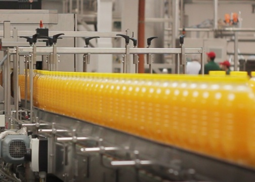 Investment in new production lines – PET Aseptic